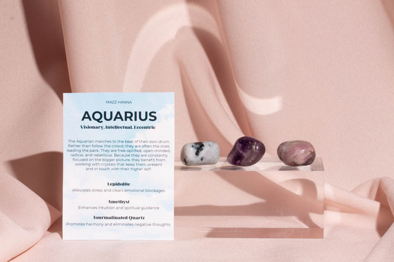 Aquarius - Mazz Hanna