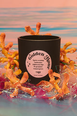Golden Hour Candle - Mazz Hanna