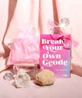 Break Your Own Geode Kit - Mazz Hanna