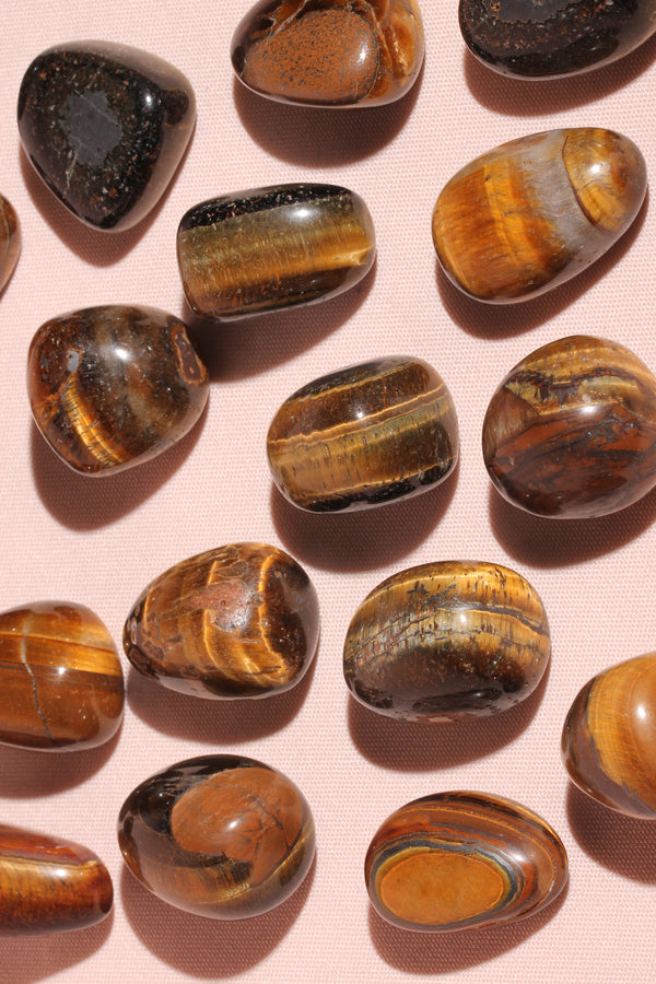 Tiger's Eye - Mazz Hanna