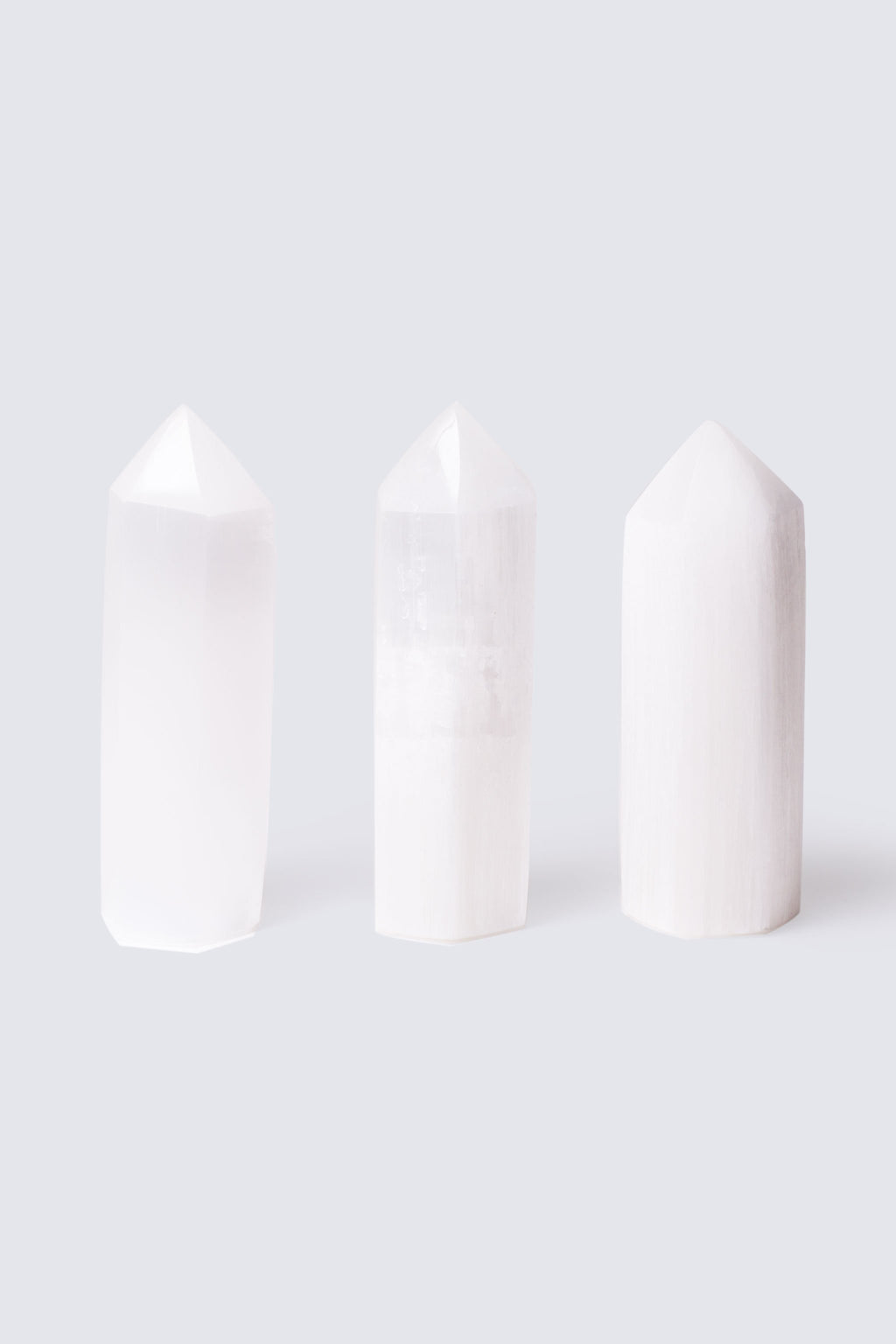 Selenite Tower - Mazz Hanna