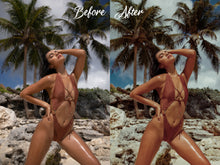 Load image into Gallery viewer, NEW: Tulum Crush Lightroom Presets DESKTOP
