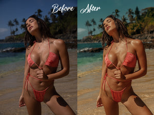 NEW: Tulum Crush Lightroom Presets DESKTOP