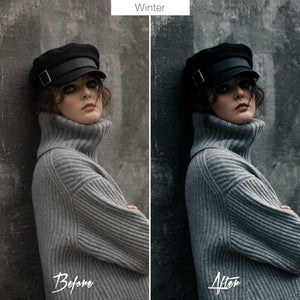 Lightroom Fashion Presets