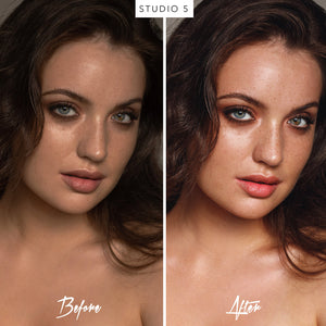 Studio Lightroom Preset Pack