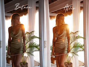 Tropical Mobile Lightroom Preset Pack
