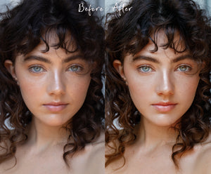 Light-Medium Skintones Lightroom Presets MOBILE