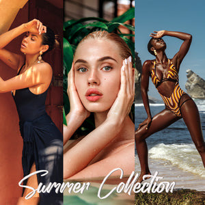 Summer Collection Preset Bundle for Lightroom Desktop