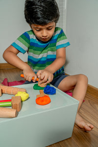 <p>Why is playdoh so good for your kids?</p> <p> </p>