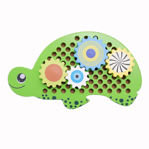 Tortoise Gear Toy