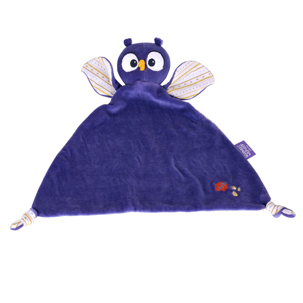 Goodnight Wildwood Owl Comforter
