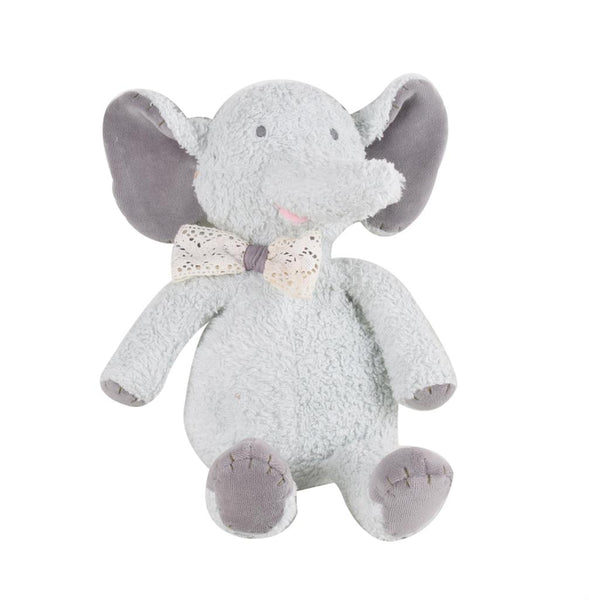 Tikiri 100% Organic Cotton Soft Toy Elephant