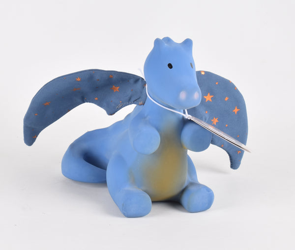 Tikiri Natural Rubber Midnight Dragon in gift Box