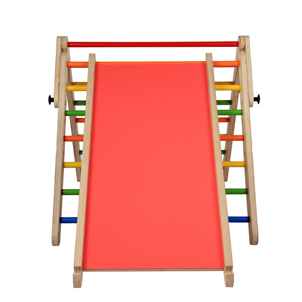 Reversible Ramp/Add-on for Climbing/Pikler Triangle
