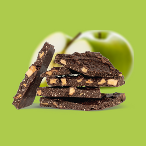 Bean Bark Apple (100g) - Remix Snacks