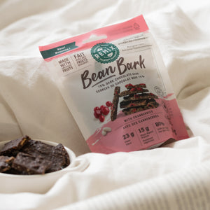 Bean Bark Cranberry (100g) - Remix Snacks