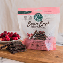 Load image into Gallery viewer, Bean Bark Cranberry (100g)