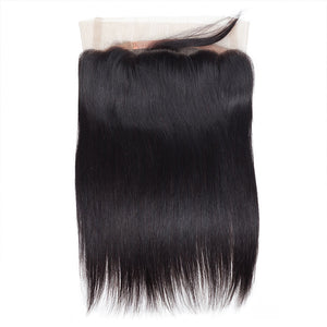 Allove Hair Malaysian Virgin Straight Hair 2 Bundles With 360 Lace Frontal Closure : ALLOVEHAIR