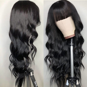 Shipping From USA Warehouse Machine Made Wig Time&Stock limited, Don't Miss It,Last 3 Days!!