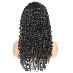 13*6 Curly Hair Lace Front Remy Human Hair Wigs 150% Density-Allove Hair : ALLOVEHAIR
