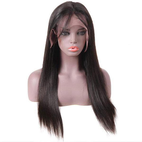 Overnight Shipping Straight Hair 13*4 Lace Front Human Hair Wigs,Time&Stock limited, Don't Miss It