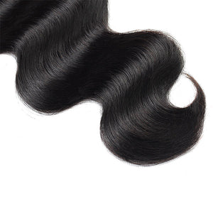 Allove Hair 10A Remy Brazilian Body Wave 3 Bundles Human Hair : ALLOVEHAIR
