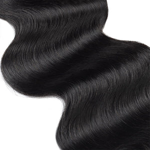 Allove hair 10A Body Wave 3 Bundles Peruvian Human Remy Hair : ALLOVEHAIR