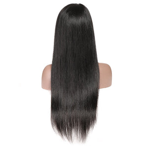 13*6 Straight Hair Lace Front Wig 10A Virgin Remy Human Hair Wigs 150% Density-Allove Hair : ALLOVEHAIR