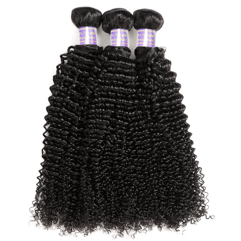 Allove Hair 8A Virgin Wholesale 10 Bundles Kinky Curly Human Hair : ALLOVEHAIR