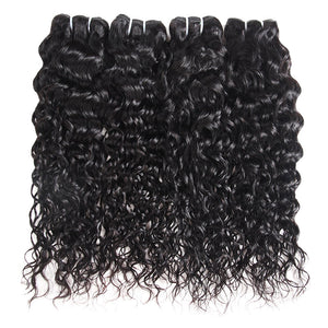 Allove Hair 8A Virgin Water Wave Human Hair Wholesale 10 Bundles : ALLOVEHAIR