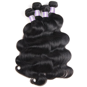 Wholesale 10 Bundles 8A Body Wave Virgin Human Hair : ALLOVEHAIR