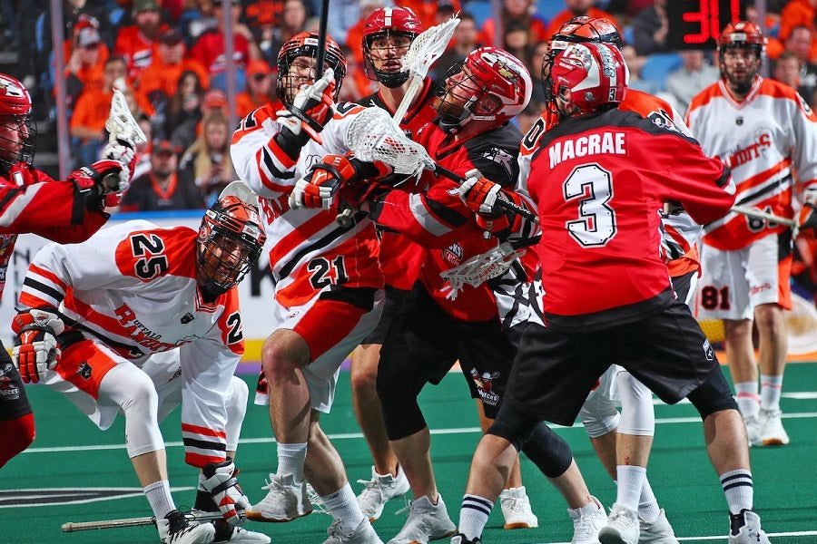 NLL Finals Showcase Athleticism, Skill and Heart