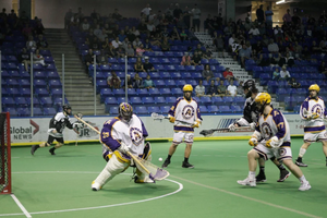 Del Bianco Shuts the Door to Lead Adanacs to Minto Cup Championship