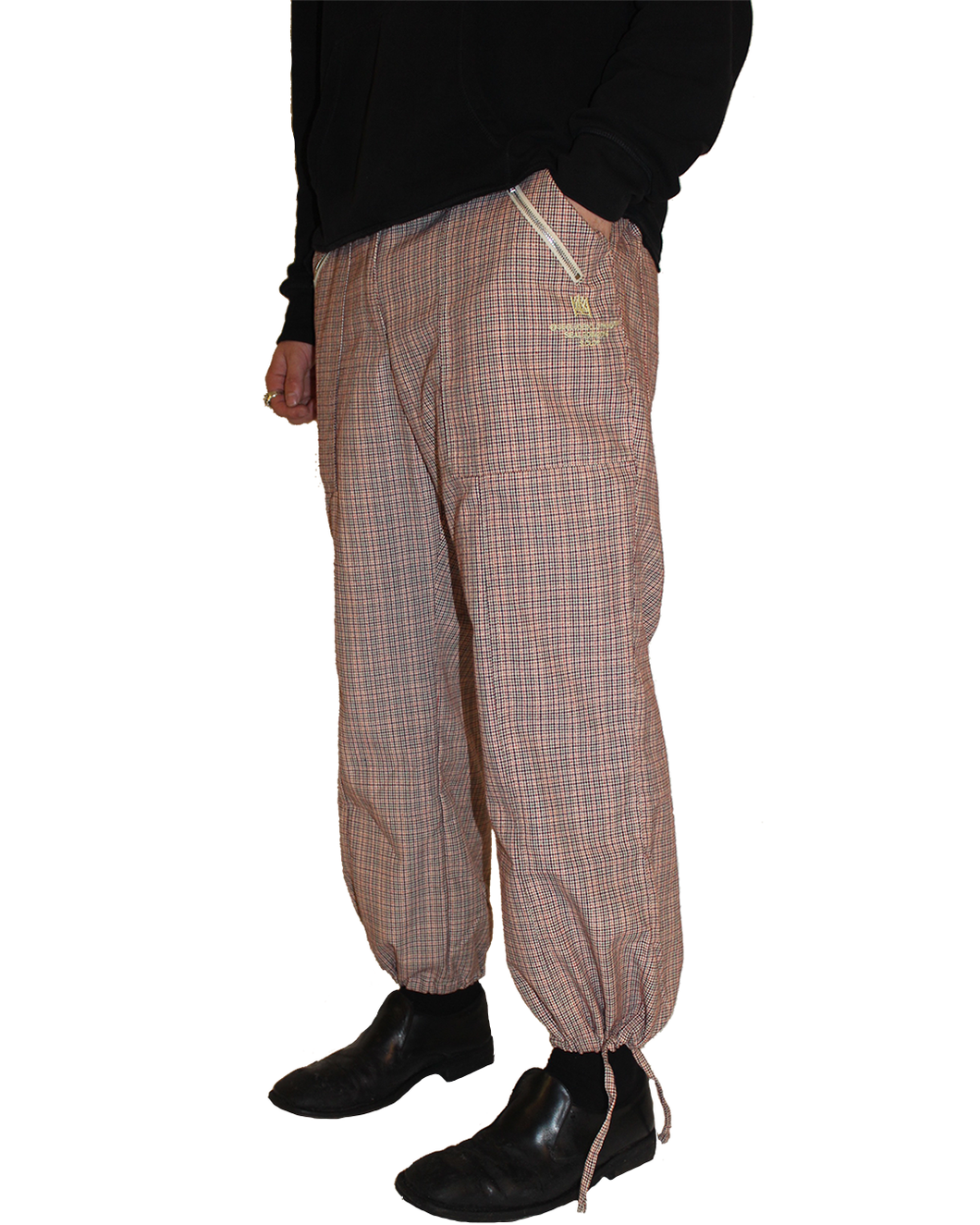 Secluded Xiu Worker Trousers