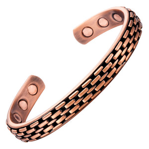 ANAHEIM - Pure Copper Magnetic Therapy Bangle