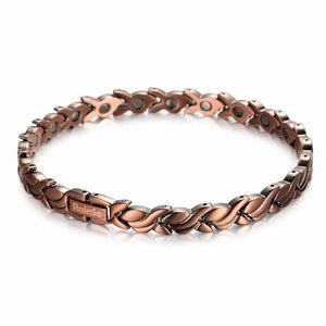PROVIDENCE - Floating Mermaids 100% Pure Copper Magnetic Therapy Bracelet