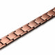 BOISE - Super Strong 100% Pure Copper Magnetic Therapy Bracelet
