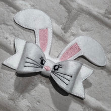 Load image into Gallery viewer, Bunny Felt Bow