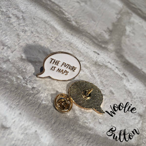 Pin Badge - Naps