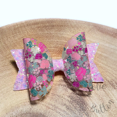 Floral Dreams Jelly Bow