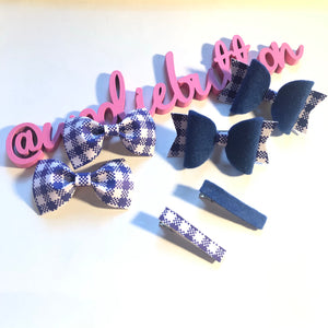 Pigtail School Set (all colours)
