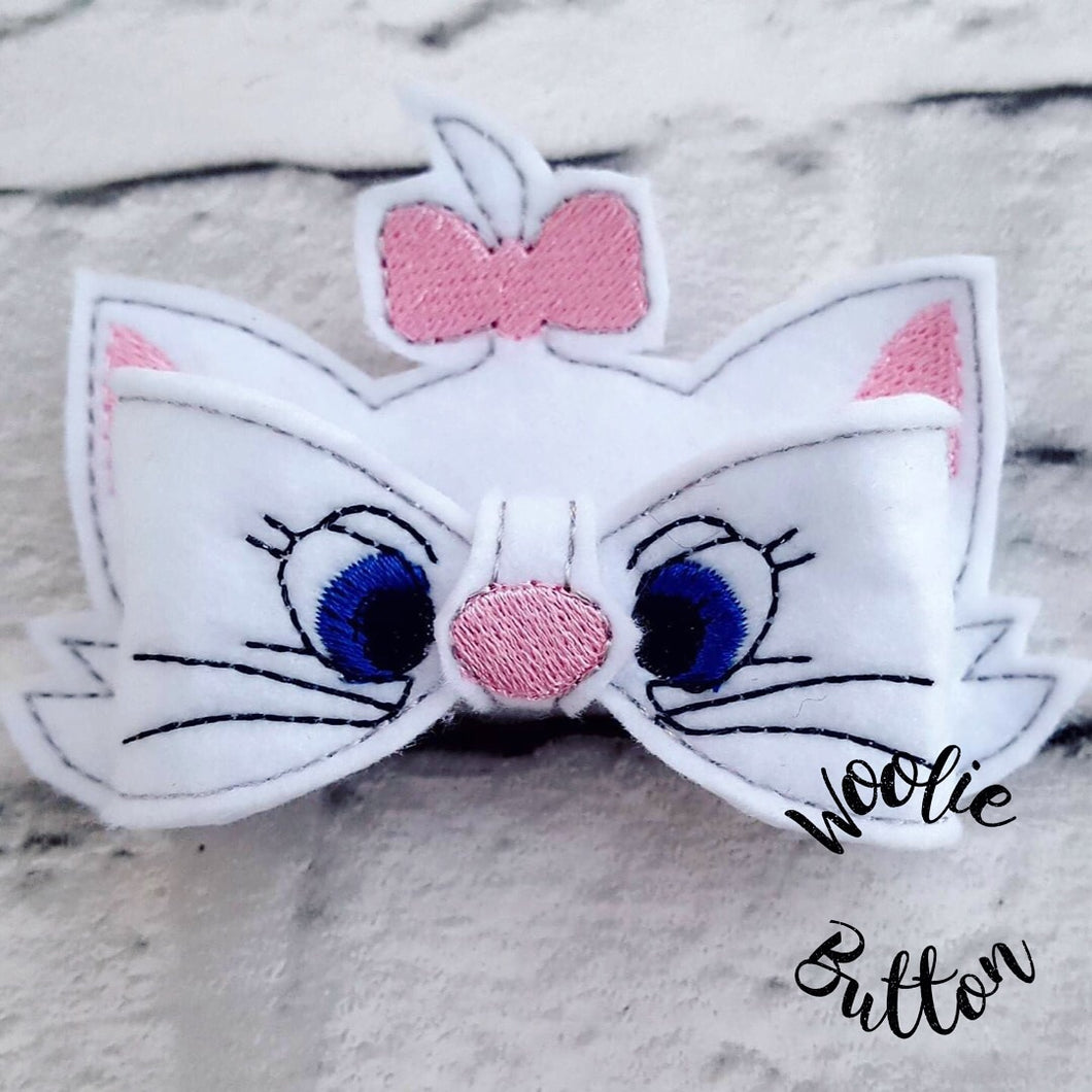 Marie Cat Bow Small