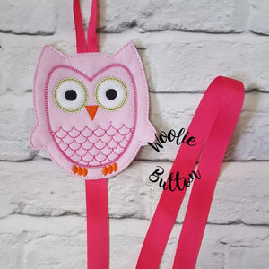 Owl Bobble and Headband Holder