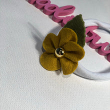 Load image into Gallery viewer, Blossom Flower Headband