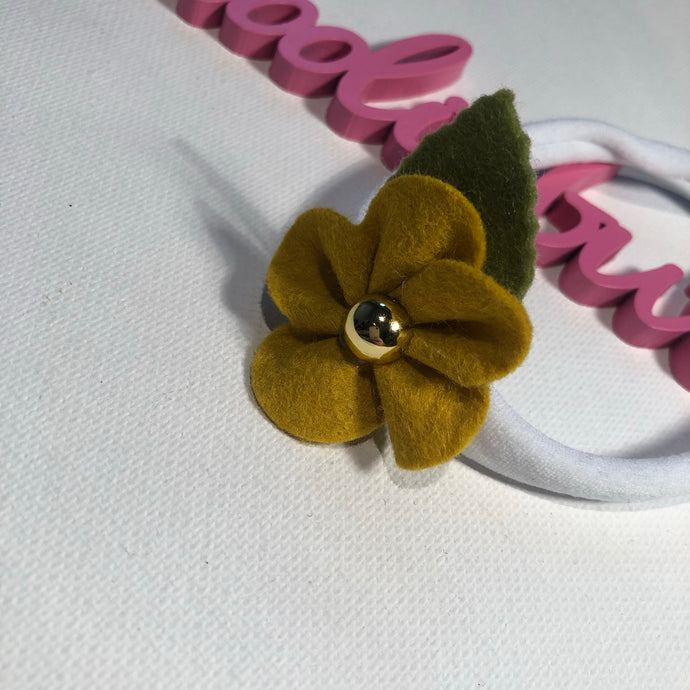 Blossom Flower Headband