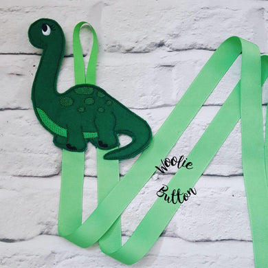 Dinosaur Bow Holder