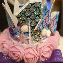 Load image into Gallery viewer, Girls Birthday Crown