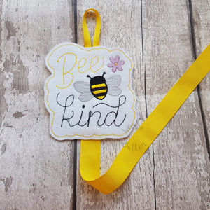 Bee kind Bow Holder