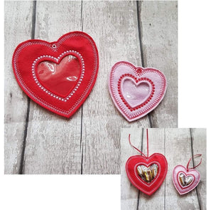 Heart Treat Bags