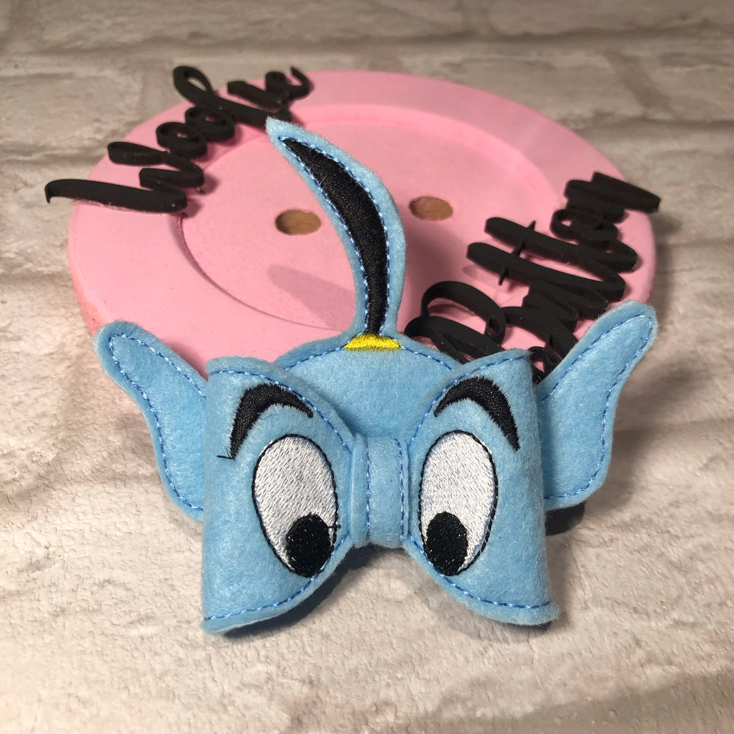 Genie from Aladdin Bow